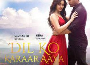 Dil Ko Karaar Aaya Karaoke Instrumental - Neha Kakkar & Yaseer Desai