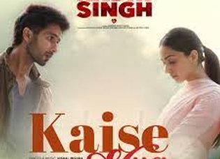 Kaise Hua Piano Instrumental - Vishal Mishra - Kabir Singh