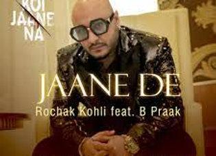 Jaane De Piano Instrumental - B Praak & Rochak Kohli
