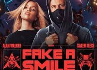 Fake A Smile Piano Instrumental - Alan Walker & Salem Ilese