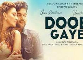 Doob Gaye Karaoke Instrumental - B Praak & Guru Randhawa
