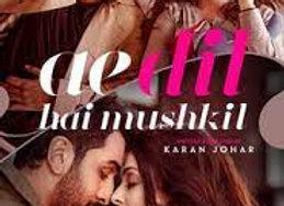 Ae Dil Hai Mushkil Piano Instrumental - Arijit Singh & Pritam