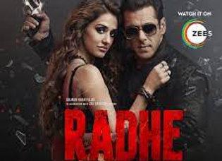 Radhe Title Track Piano Instrumental - Sajid-Wajid