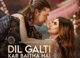 Dil Galti Kar Baitha Hai Piano Instrumental - Jubin Nautiyal & Meet Bros