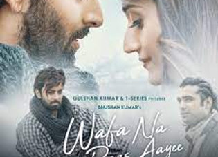 Wafa Na Raas Aayee Piano Instrumental - Jubin Nautiyal & Meet Bros