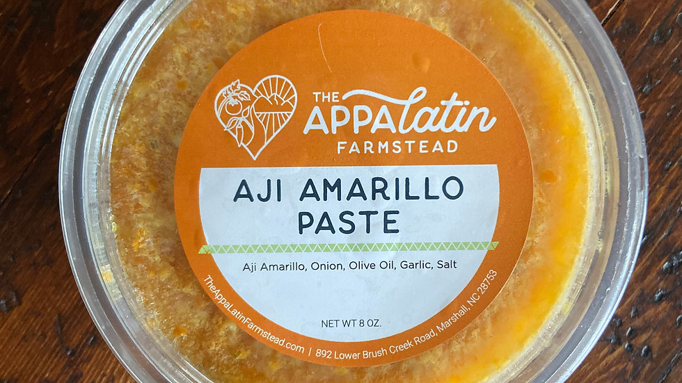 Aji Amarillo Paste