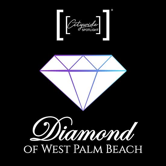 Replacement Diamond Destination Sticker