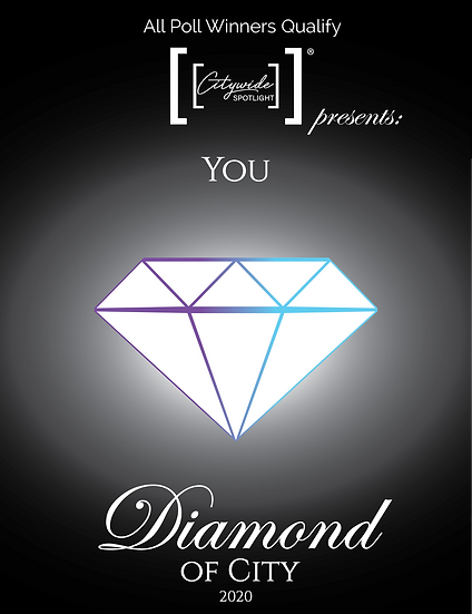 Diamond Destination Wall Plaque