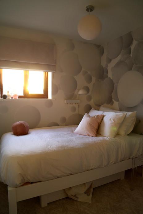 The Tiny Bedroom