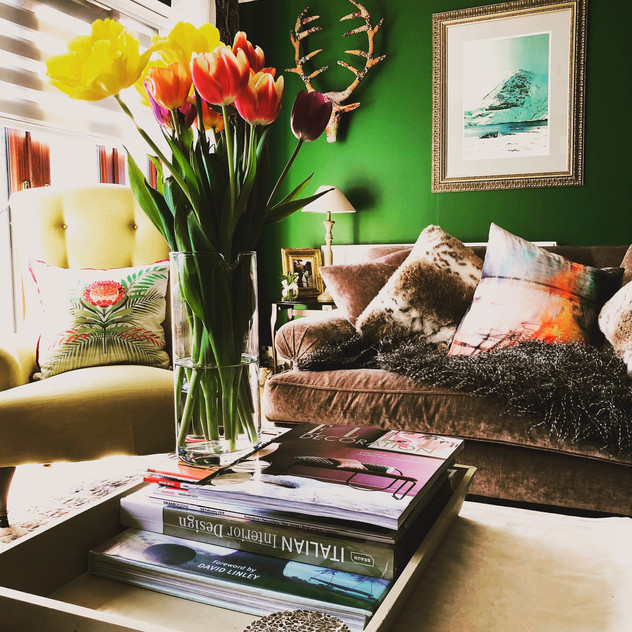 The Jewel Living Room