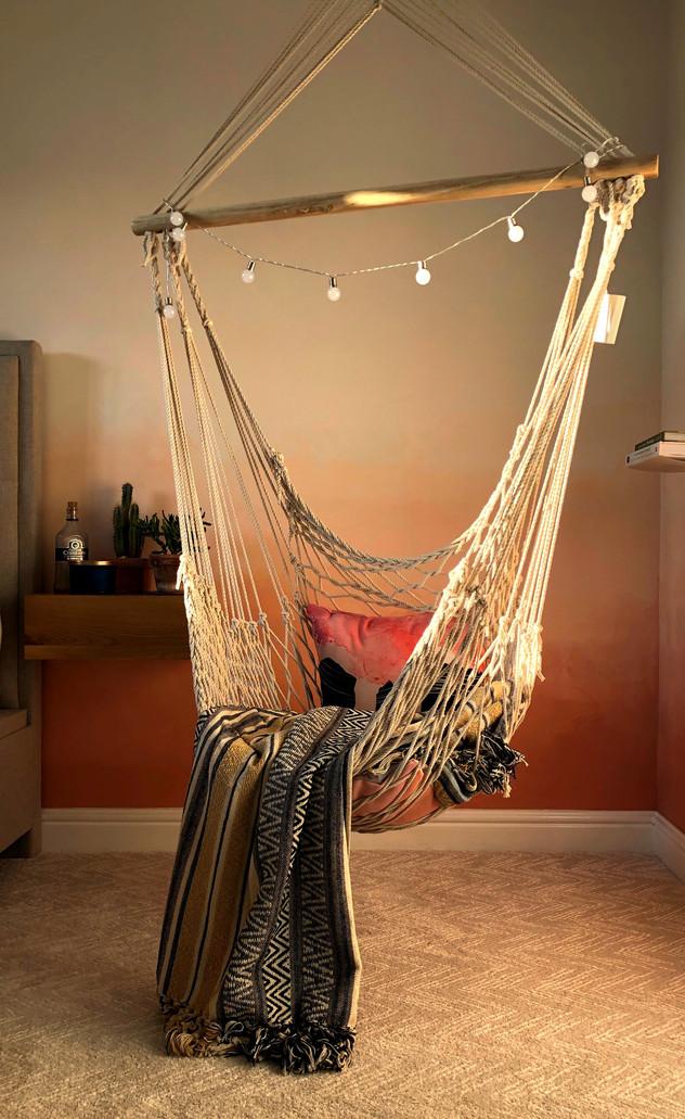 The Desert Inspired Bedroom