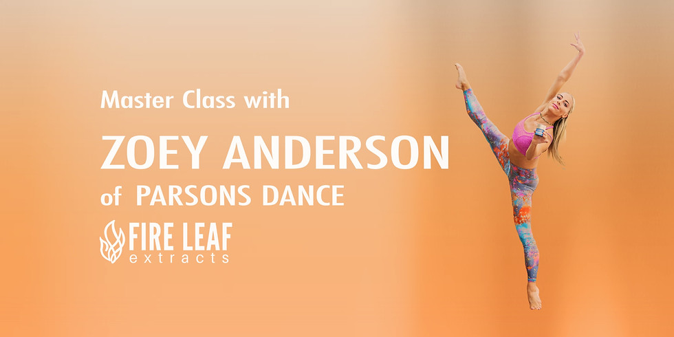 ZOEY ANDERSON Master Class