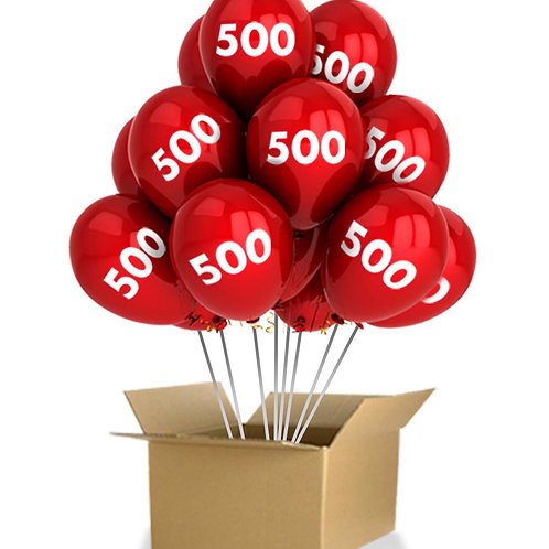 500 Balloons Special