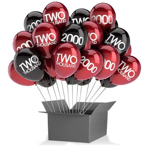 2000 Balloons