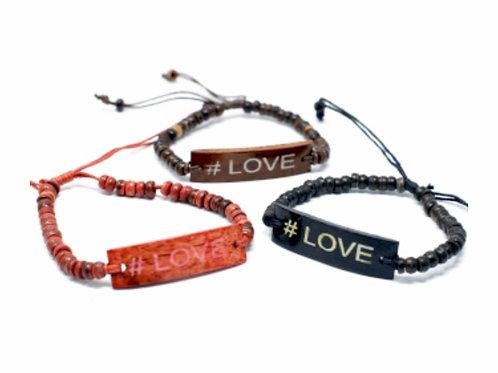 Coco Slogan Bracelets