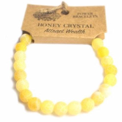 Power Bracelet - HoneyCrystal