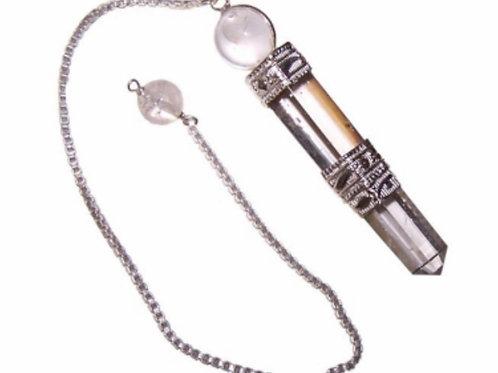 Pendulum- Rock Quartz