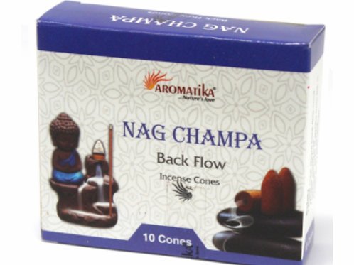 Backflow- Nag Champa