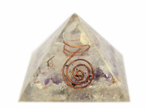 Med Orgonite Pyramid 55mm