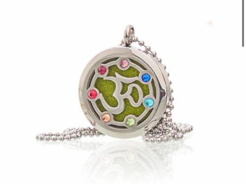 Aromatherapy Necklace- OM Chakra-30mm