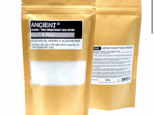 Bath Potion 350g Cold & Flu