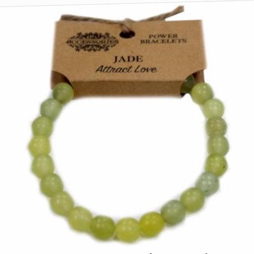 Power Bracelet-Jade Crystal