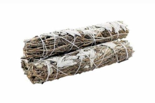 Smudge Stick- White Sage & Lavender 22.5cm