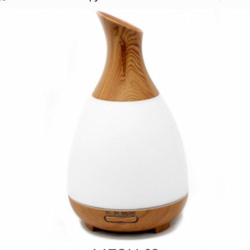 Up- Funnel Pot- Plug-Led Colours- Timer