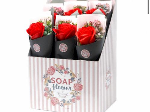 Soap Flower- Rose Bouquet