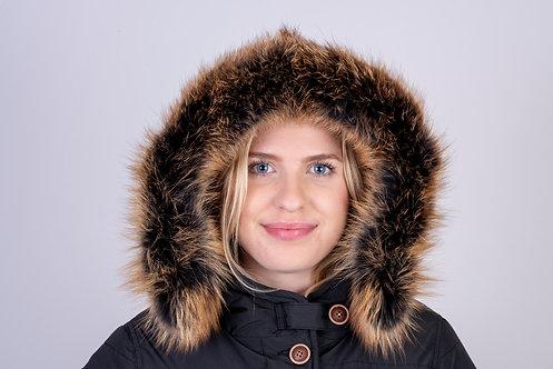Pelzbesatz Snowtop (für Sie)