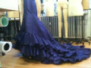 Purple Taffeta Bata