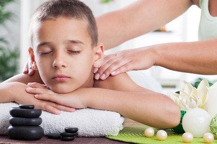 Massage enfant à partir de 3 ans