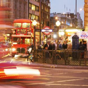 Blur London bus