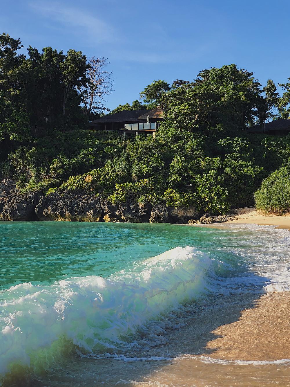 Shangri-La's Boracay Banyugan Beach