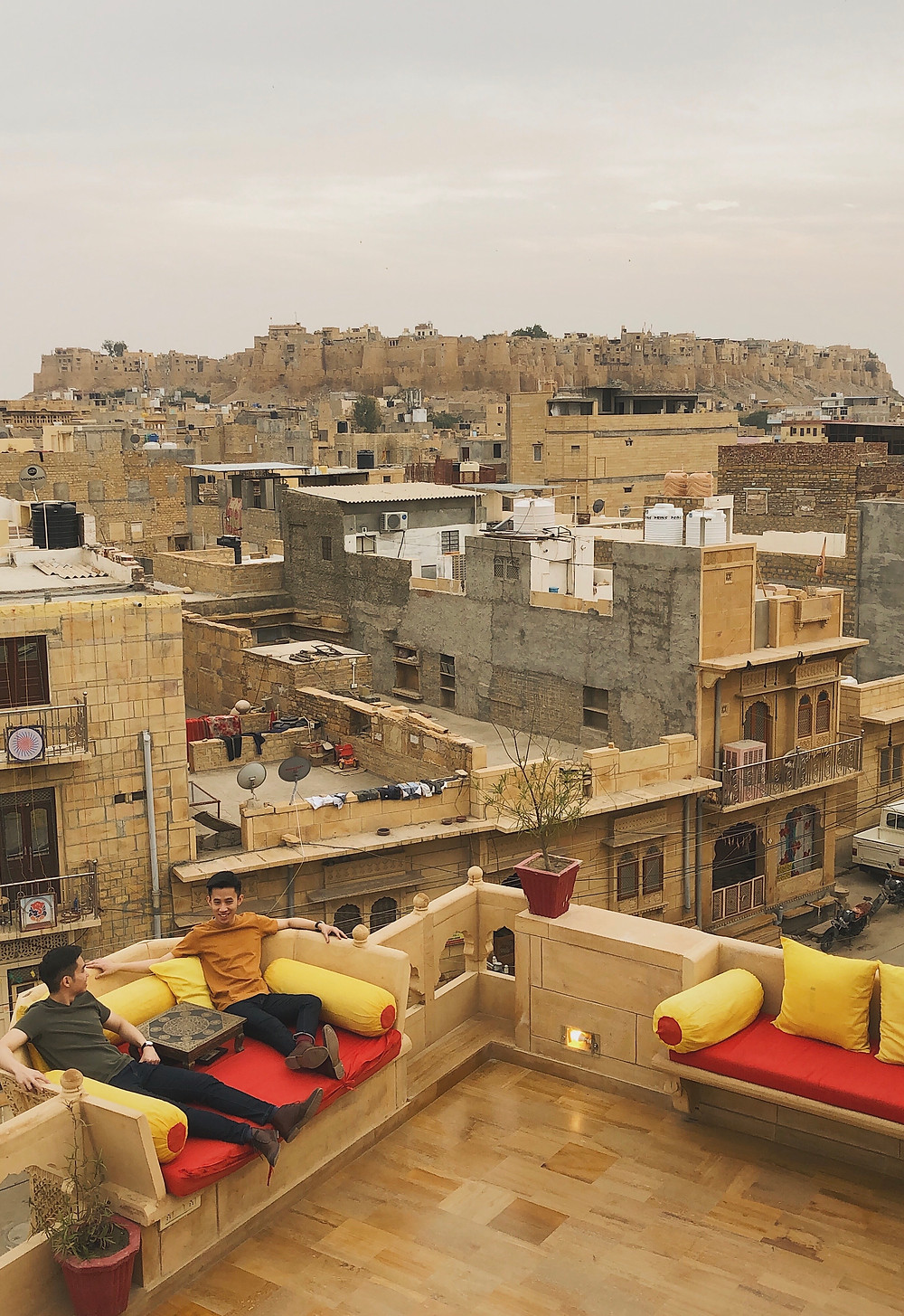 Jaisalmer, the Golden City of Rajasthan