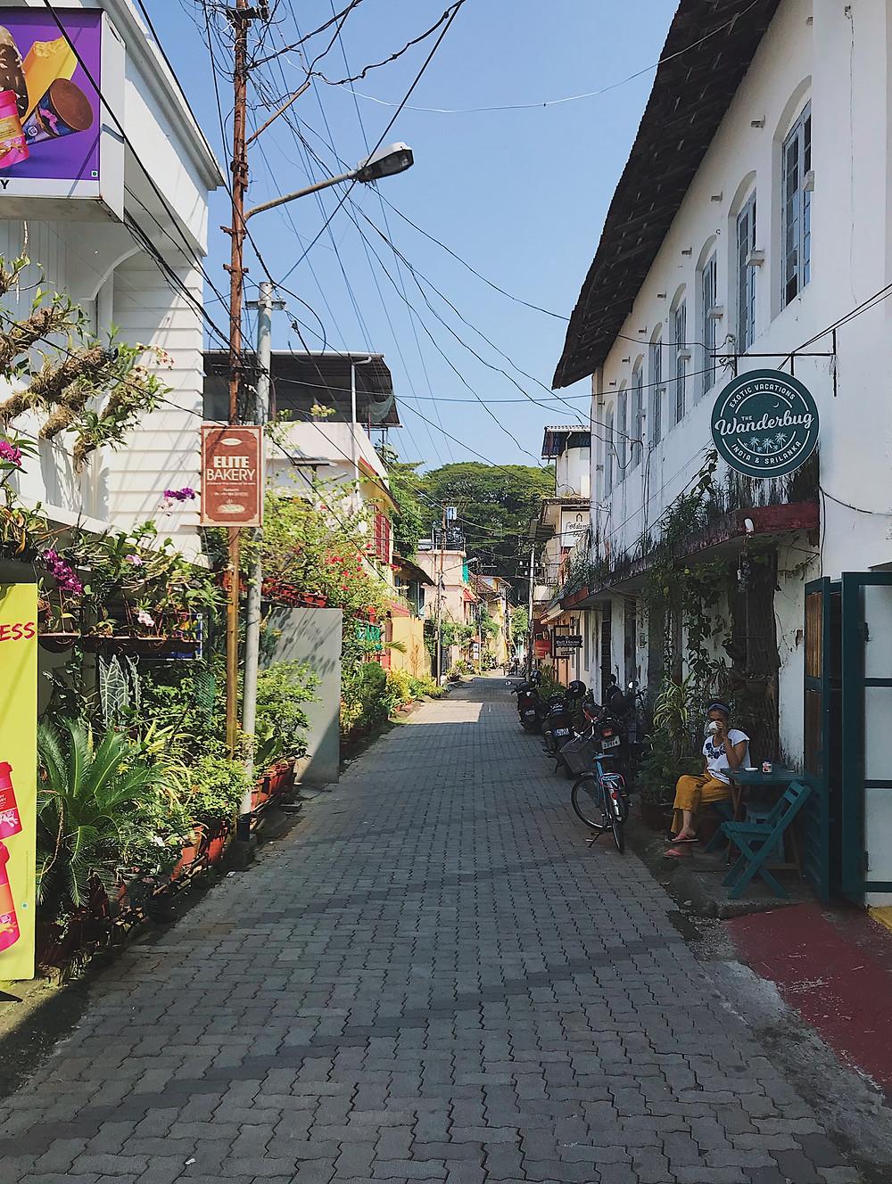 Burger Street, Fort Kochi