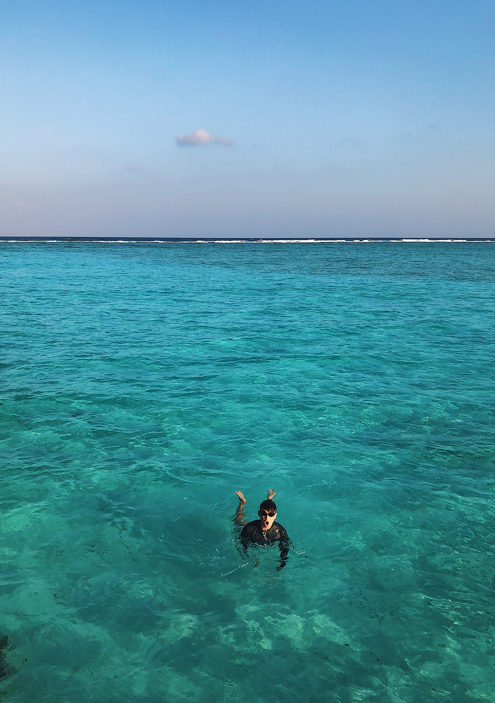 Meeru, Maldives, Indian Ocean