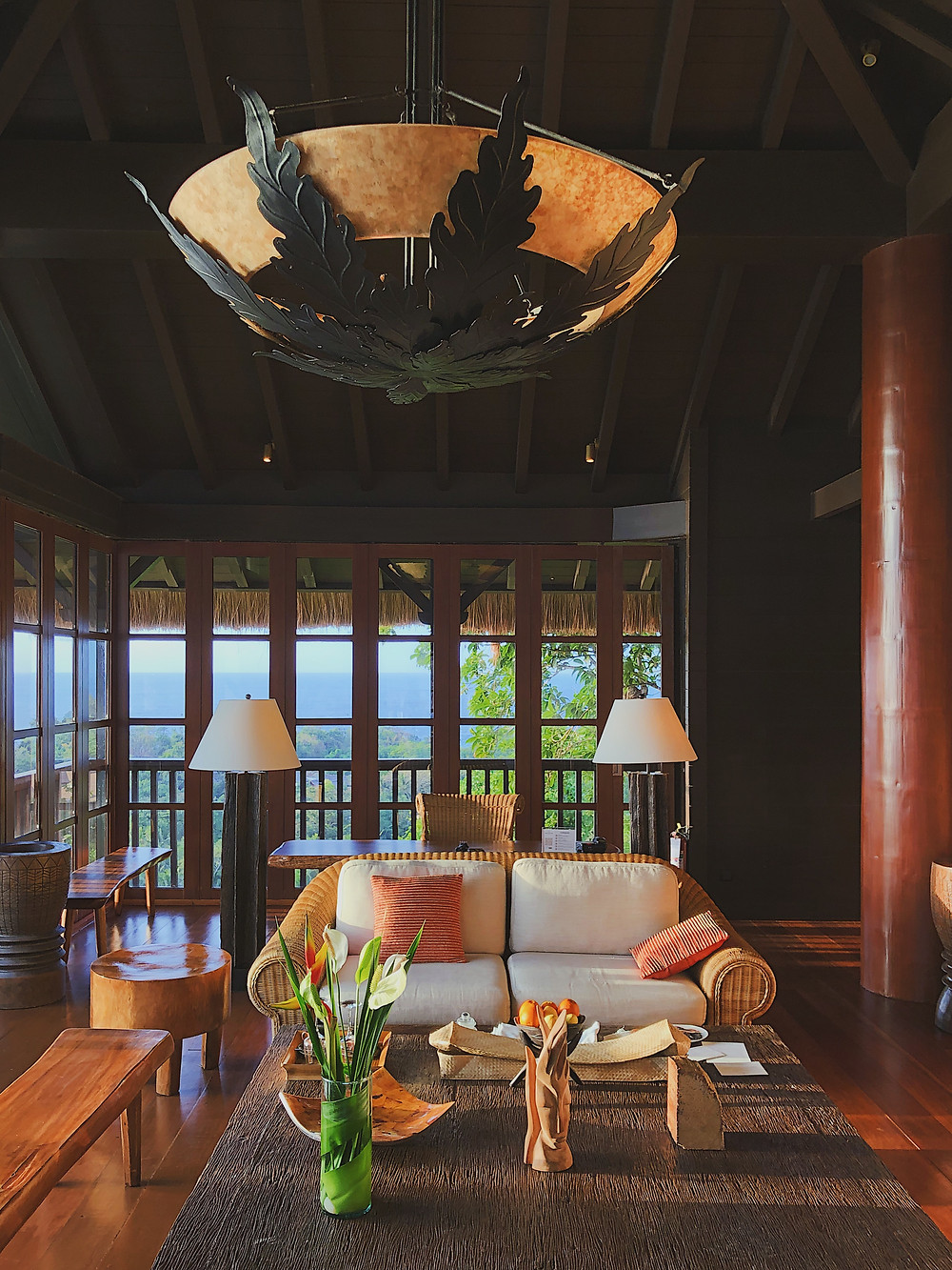 Shangri-La's Boracay Tree House Villa Luxury