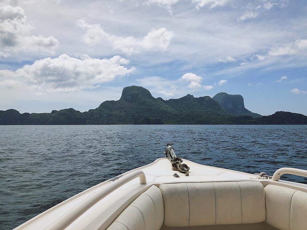 El Nido Pangulasian Island