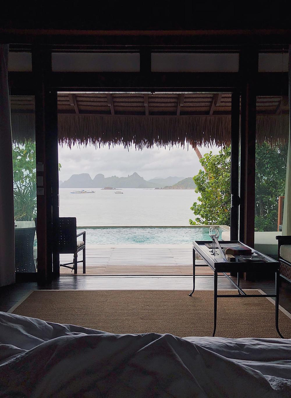 Pool Villa Pangulasian Island