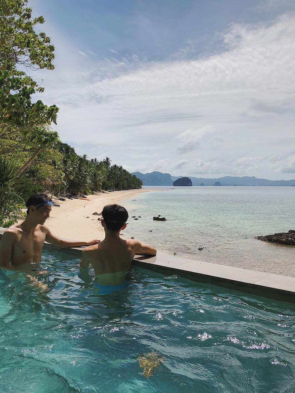 Pangulasian Island El Nido