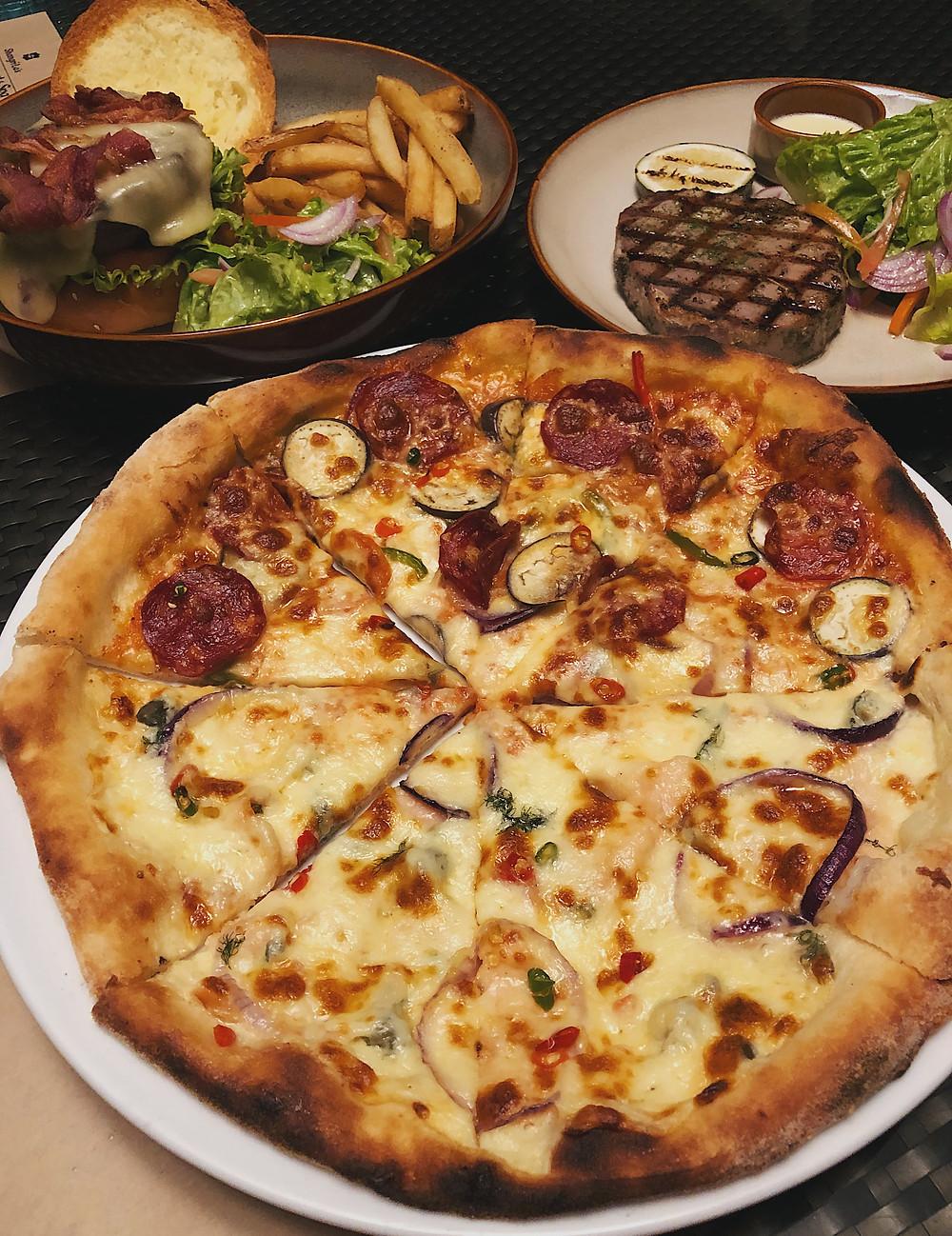 Shangri-La's Boracay food Cielo