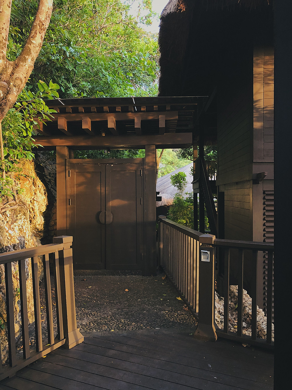 Shangri-La's Boracay Tree House Villa