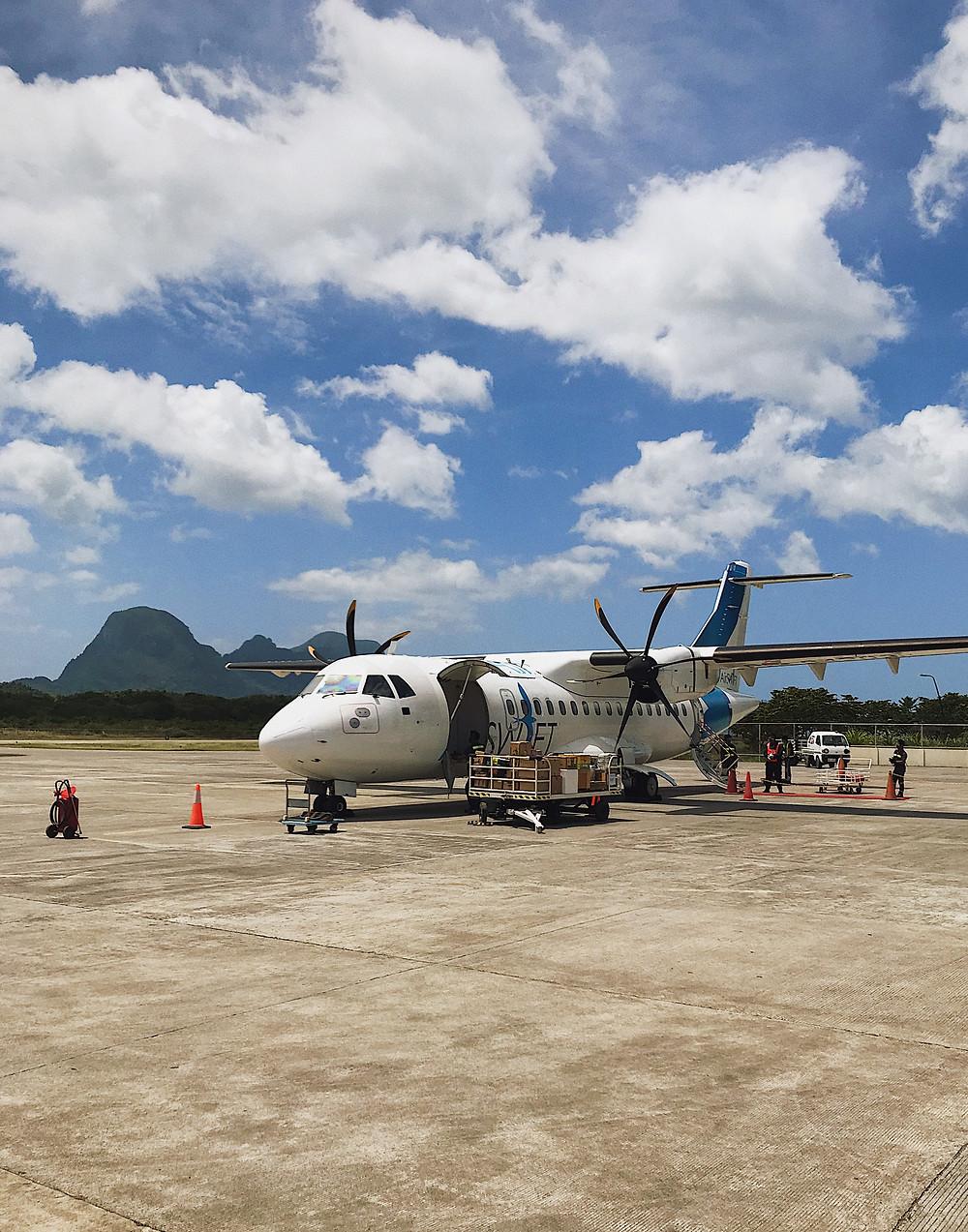 AirSwift's El Nido