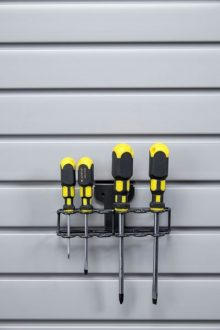 SCREW DRIVER RACK
