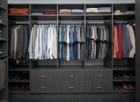 What is the Cost of a Custom Closet?