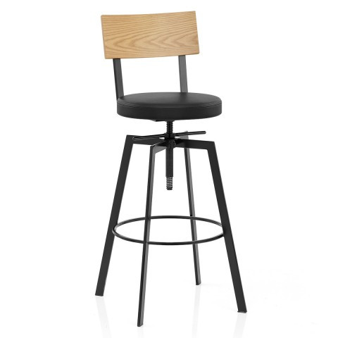 urban-oak-industrial-stool-black-bs5157-