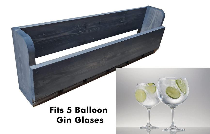 Balloon Gin and Glass Shelf OP10