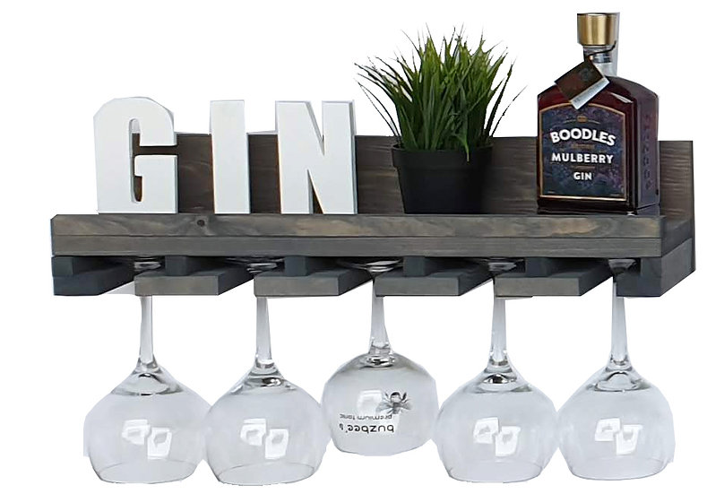 Wine - Gin and Glass Shelf - OP9