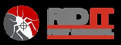 Rid It Pest Control Landscape Logo